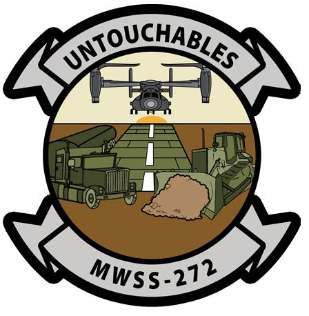 MWSS-272 Unit Logo